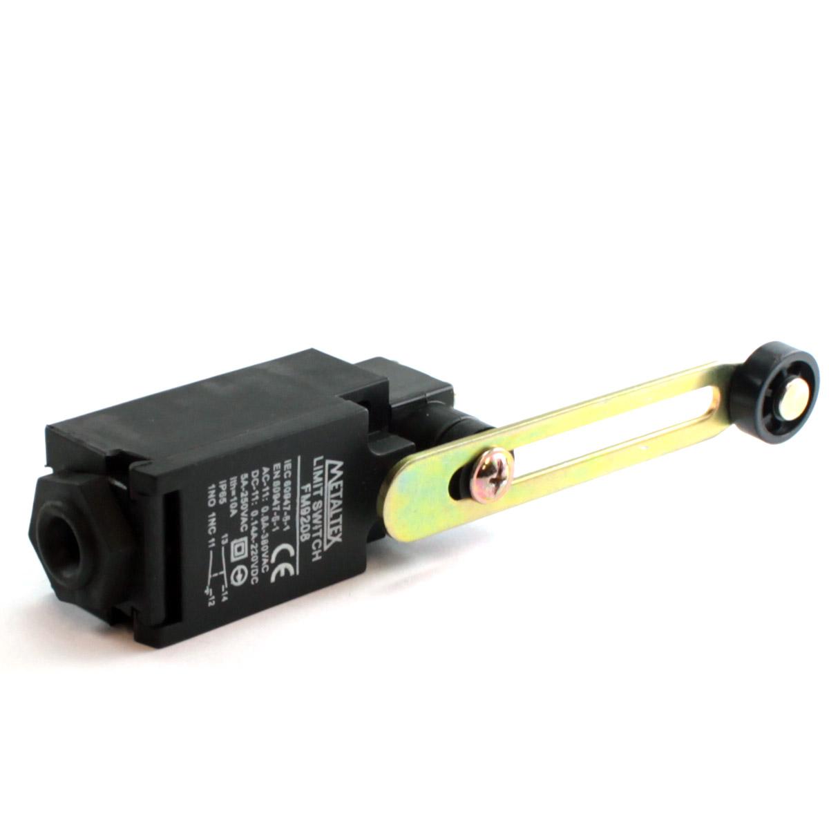 Chave Fim de Curso Metaltex FM-9208 - Eletropeças ...