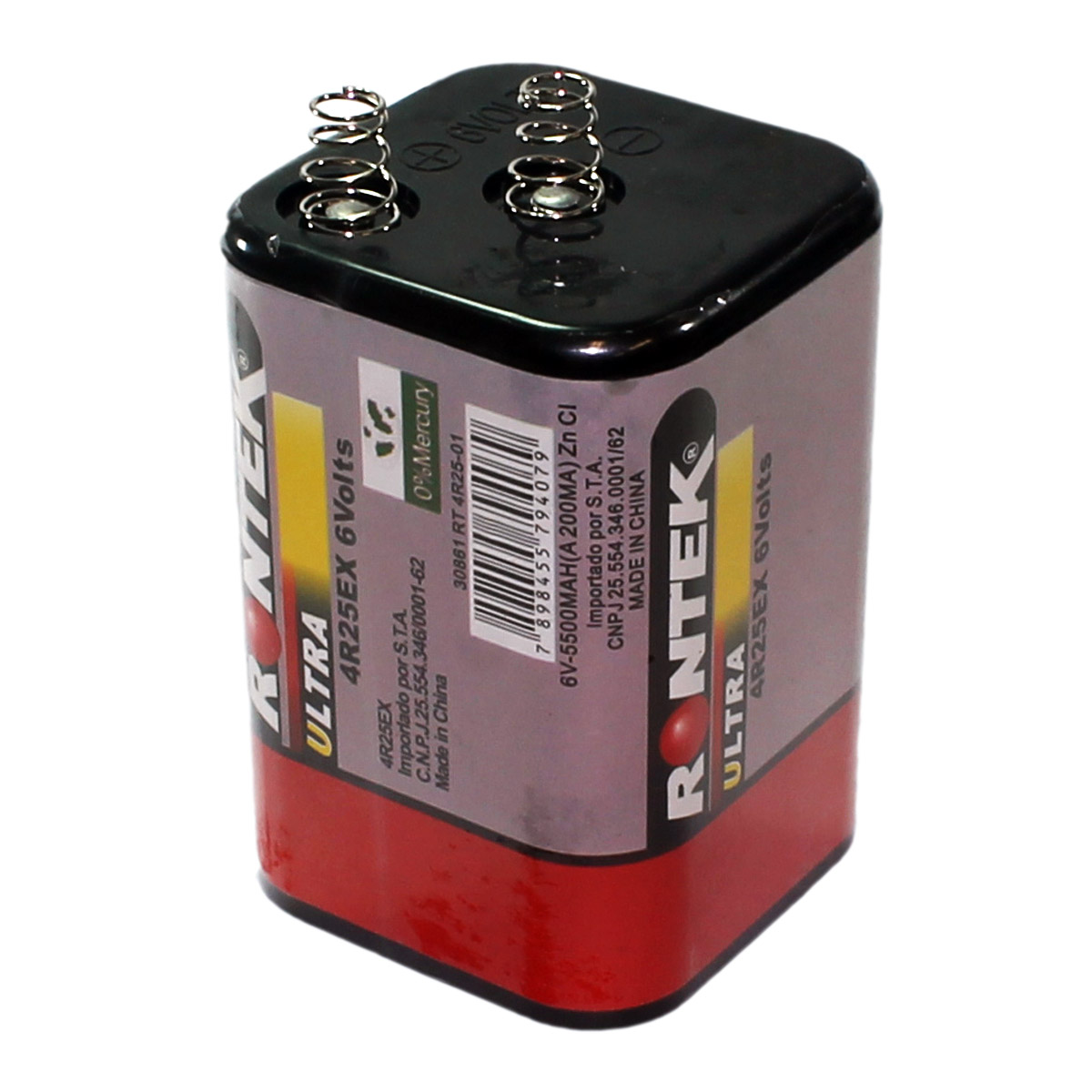 Pilha de carvo para lanterna 6v mn4r25 eletropeas comercial pilha de carvo para lanterna 6v mn4r25 altavistaventures Choice Image