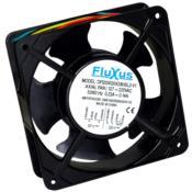 Microventilador Axial 110/220VCA Fluxus DF120X120X38HSL2-V1