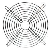 Grade Metálica Cromada Ventisilva E15M