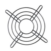 Grade Metálica Cromada Ventisilva E9M
