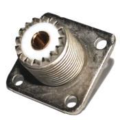 Conector Fêmea UHF com Base MC3010-T