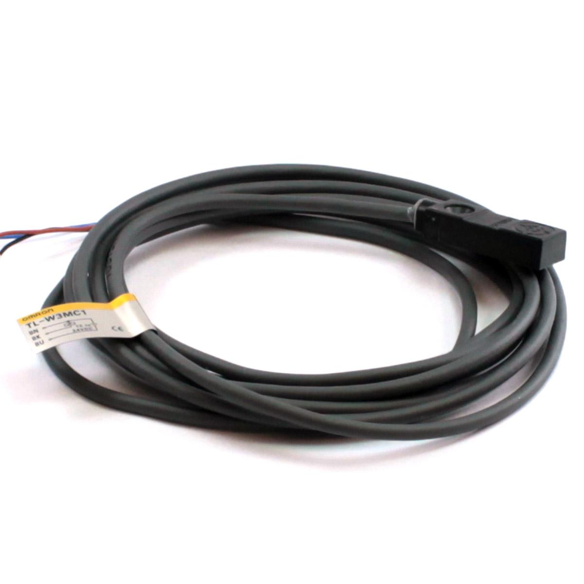 Sensor Indutivo Não Tubular Omron TL-W3MC1
